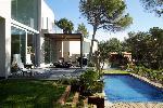 Villa / house SATURNE to rent in Tamariu