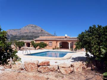Villa / house Planet to rent in Javea