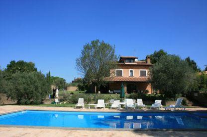 Villa / Maison Irisa à louer à Viterbo