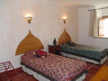 Villa / house ensientada to rent in rio maior