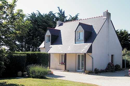 Villa / house Terre du pont to rent in Brignogan plage