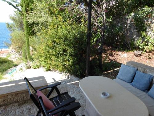 Villa / house jacuzzi surplombant la mer to rent in stoupa