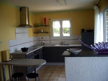 Property villa / house pors sévigné