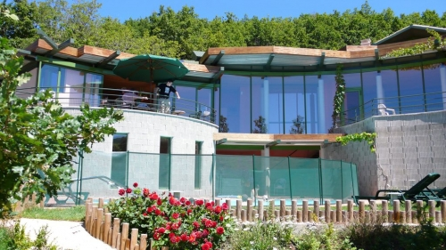 Rental villa / house la villa des templiers
