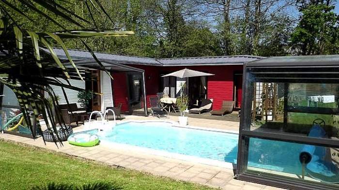 Villa / Maison Les tropiques à louer à Lesneven