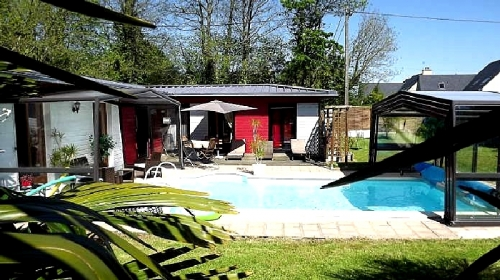 Villa / house les tropiques to rent in lesneven
