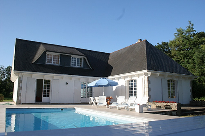Villa / house Lanriec to rent in Concarneau