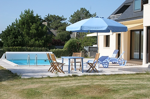Villa / house le grand large to rent in concarneau