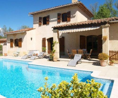 Villa / house Désirade to rent in Saint Cezaire sur Siagne