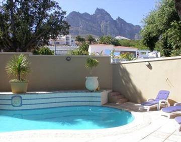 Sol Africa : SAIN001 - Cape town villa