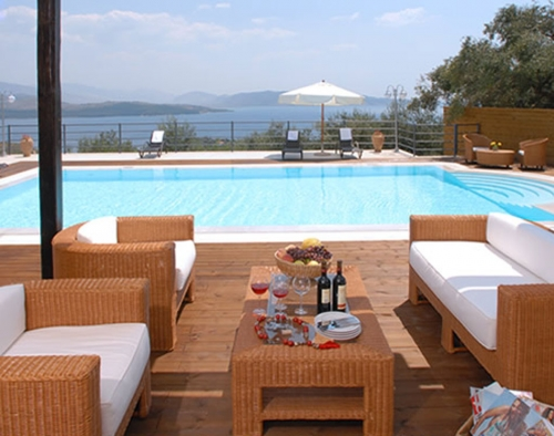 Villa / house Lefk the to rent in Kassiopi