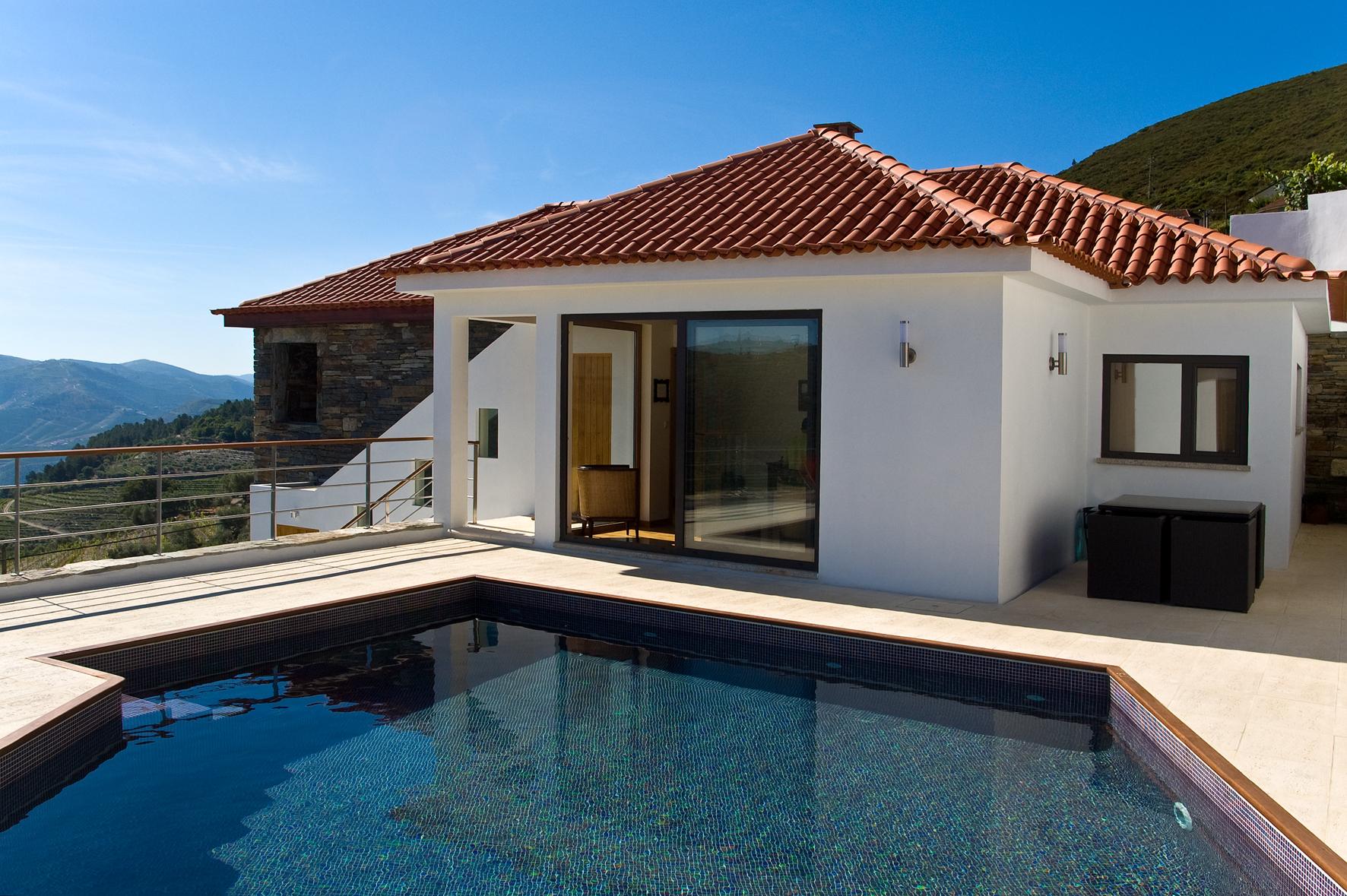 Location villa gouvaes 6 personnes spv610 ve303 - Location maison piscine portugal ...