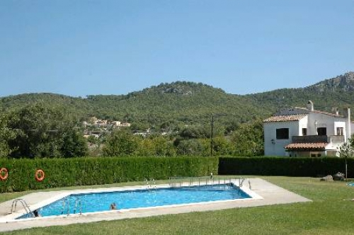 Villa / terraced or semi-detached house La vall petita to rent in Estartit