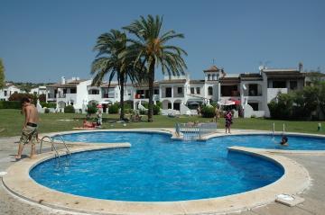 Villa / terraced or semi-detached house l'ermita to rent in estartit