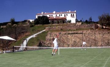 Tennis villas