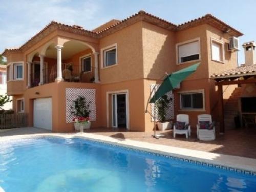 Villa / Maison AMAYA à louer à La Nucia