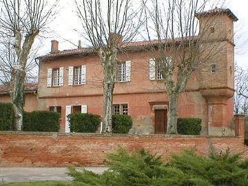 Reserve villa / house proche toulouse