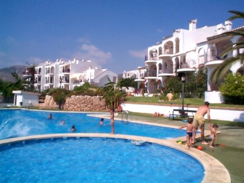 Apartment finca del moro to rent in peniscola