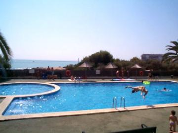 Holiday in apartment : costa del azahar
