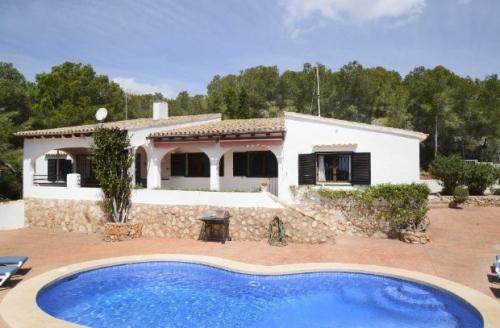 Villa / Maison La pinada à louer à Benissa