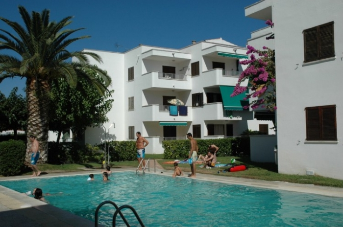 Apartment Cala montgo to rent in La Escala