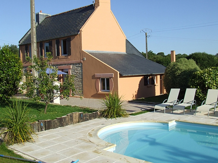 Villa / house Les sables blancs to rent in Concarneau