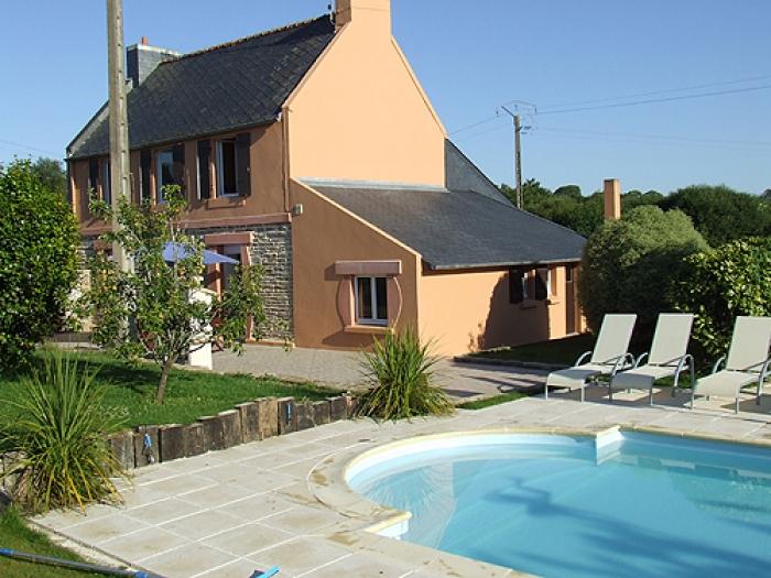 Villa / Haus Les sables blancs zu vermieten in Concarneau