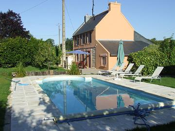 Property villa / house les sables blancs