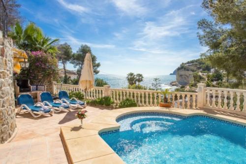 Villa / Maison View à louer à Moraira