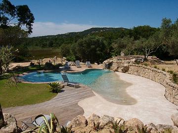 Location villa / maison proche cala rossa