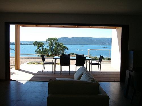 Villa / maison proche cala rossa à louer à porto vecchio