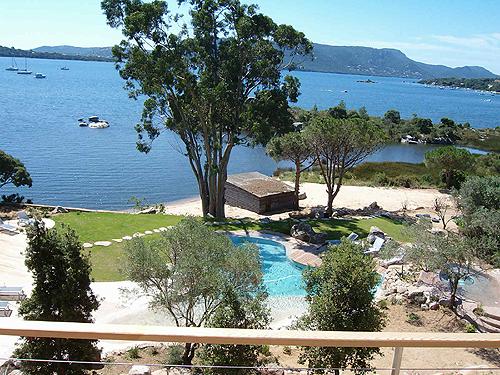 Villa Corse Location Pied Dans L