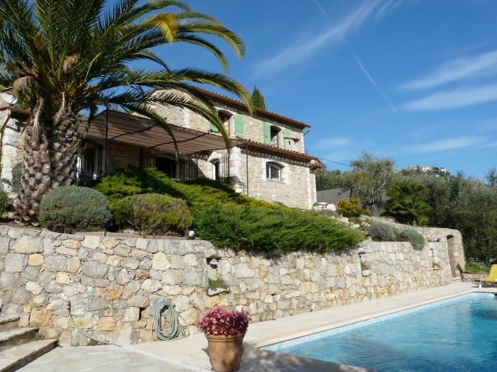 Villa / Haus Spéracédes / grasse zu vermieten in Grasse