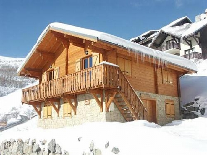 Chalet Mini ski to rent in Alpe d'Huez