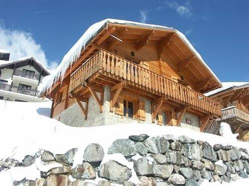 Chalet mini ski to rent in alpe d'huez