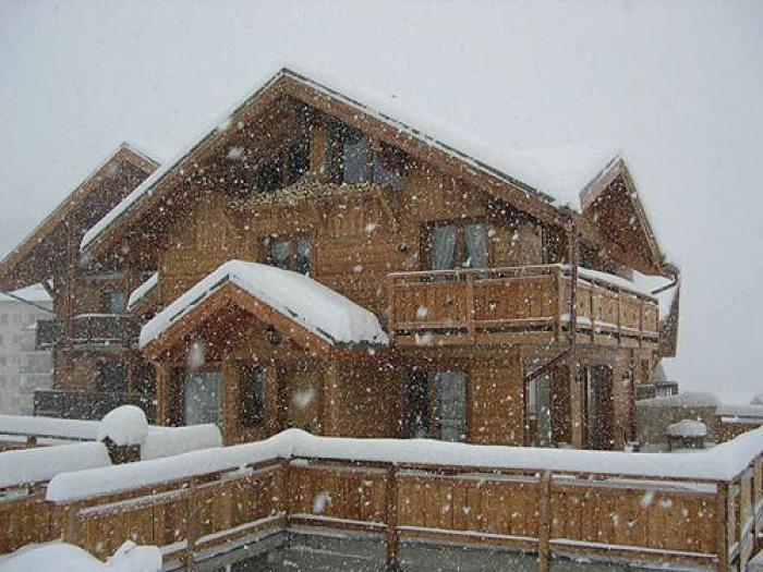 Chalet Clématite to rent in Les Deux Alpes
