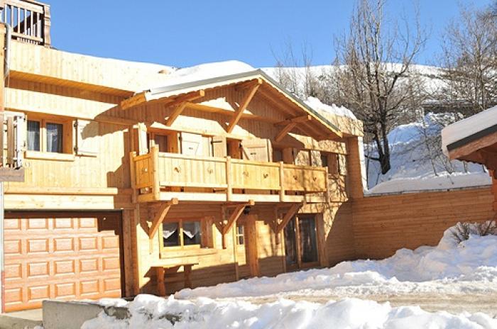 Chalet Callirrhoe to rent in Les Deux Alpes