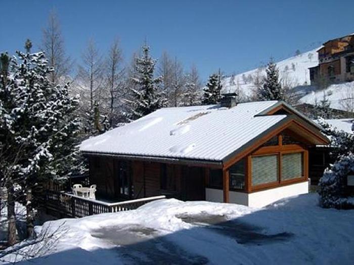 Chalet Skipass à louer à Les Deux Alpes