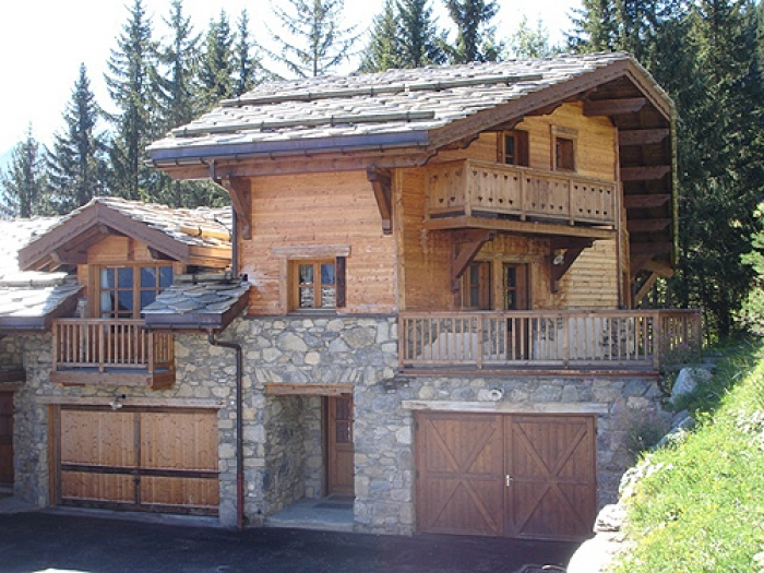 Chalet Himalia to rent in Courchevel 1550