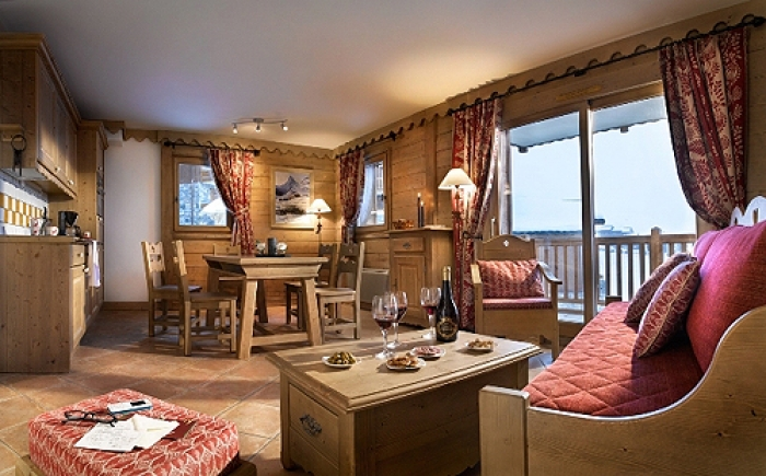 Apartment Plagne villages / soleil to rent in La Plagne