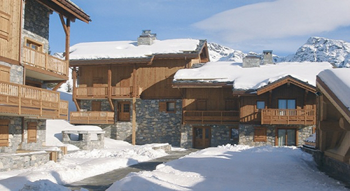Apartment Caresse de la neige to rent in La Rosière 1850