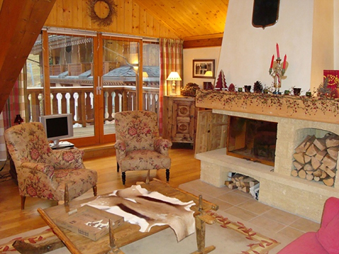 Apartment Carving to rent in Courchevel 1850