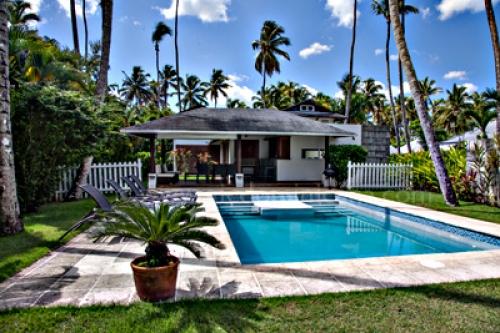 Villa / Maison Amigo à louer à Las Terranas (Samana)