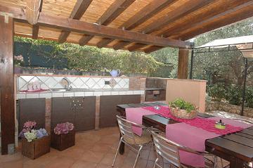 Rental villa / house nicolina