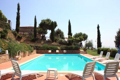 Villa / Maison L'infinite à louer à Sienne