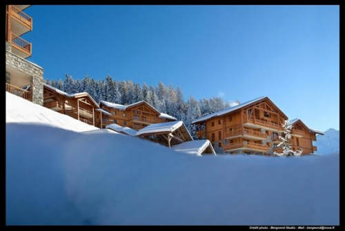 Apartment le husky to rent in peisey vallandry