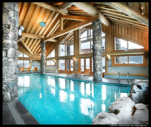 Location appartement peisey vallandry 8 personnes monpv08 for Location luxe
