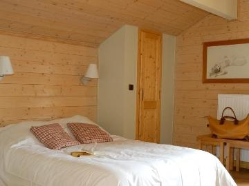 Property chalet ourson dff