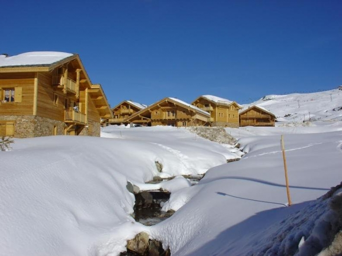 Chalet Piste bleue dhb to rent in Alpe d'Huez