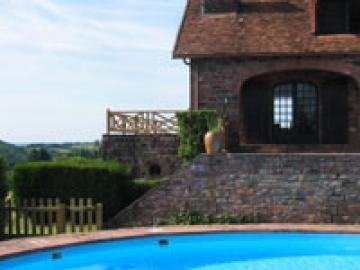 Reserve villa / house les places